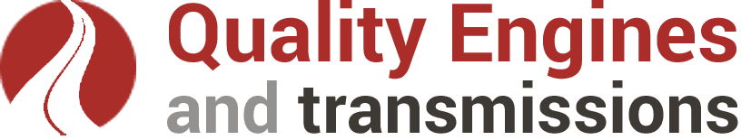 Quality Engines and Transmissions Logo